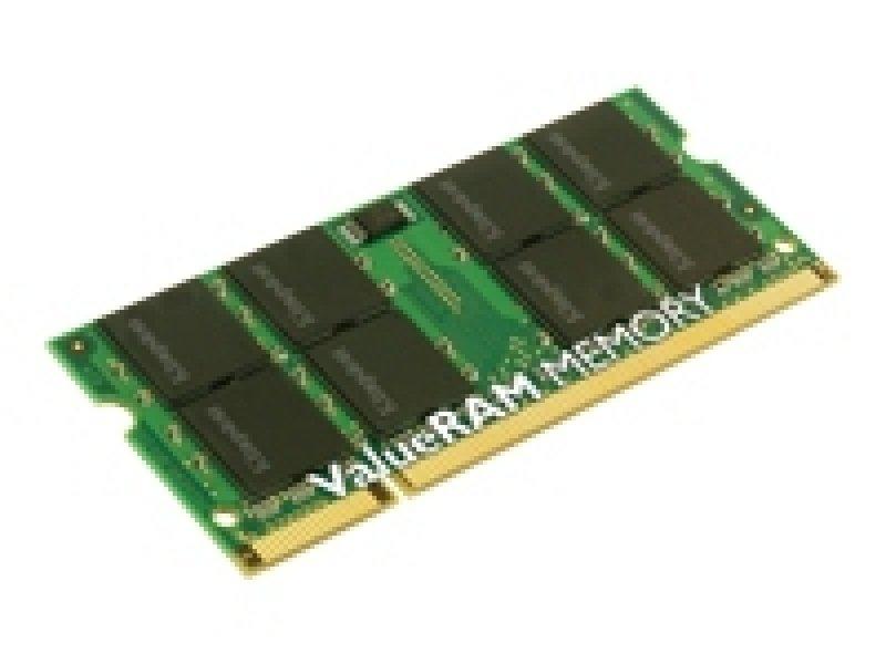Image of Kingston 2GB DDR2 667MHz Laptop Memory Sodimm CL5 1.8V