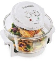 Elgento E14010 1400W 12 Litre Halogen Oven - Multifunctional Cooking Grills/Bakes/Boils/Defrosts and Roasts