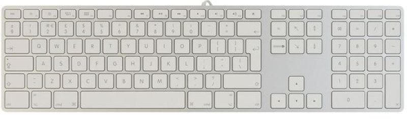 Image of Apple Keyboard with Numeric Keypad