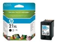 *HP 21XL 12ml Black Ink Cartridge 475 Pages