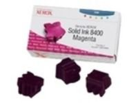 Xerox Genuine Xerox - Solid inks - 3 x magenta - 3400 pages