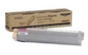 Xerox 106R01151 Magenta Laser Toner Cartridge 9000 Pages