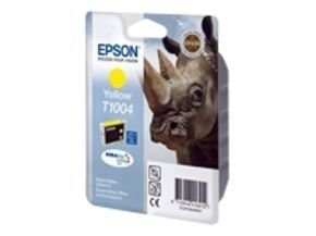 Epson T1004 11.1ml Yellow Ink Cartridge 815 Pages