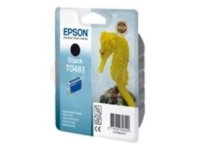 Epson T0481 13ml Black Ink Cartridge 630 Pages