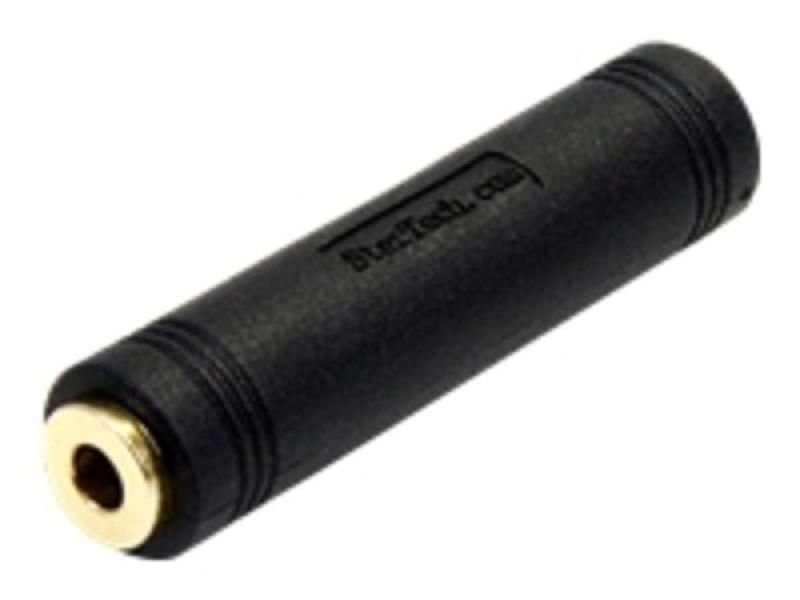 StarTech.com 3.5 mm to 3.5 mm Audio Coupler FF