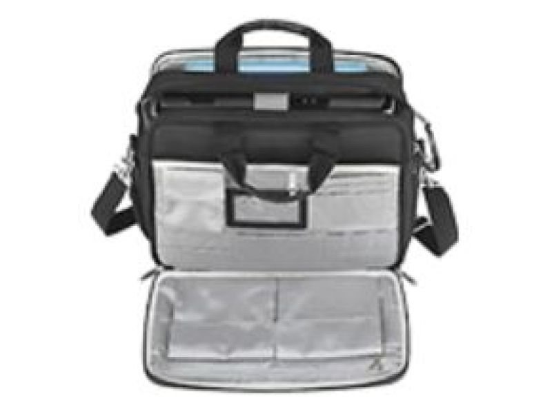 *HP Mobile Printer and Notebook Case - Notebook / printer carrying case - 15.5""
