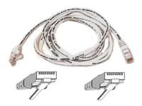 Belkin Cat5e Snagless UTP Patch Cable (White) 0.5m