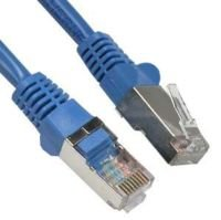 Belkin Cat6 Snagless STP Patch Cable (Blue) 2m