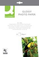 Q Connect Photo Gloss Paper 10X15CM 180G P25