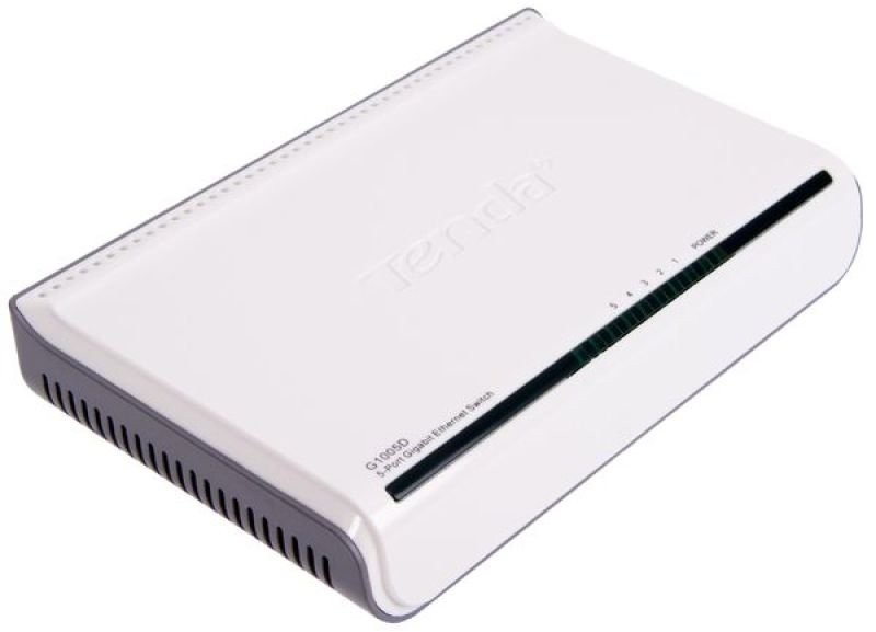 Tenda 5-port Gigabit Switch