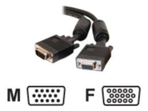 C2G, Pro Series HD15 M/F UXGA Monitor Extension Cable, 5m