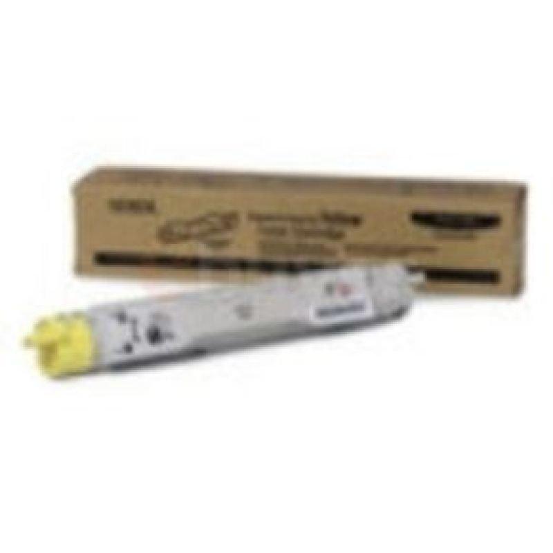 Xerox Phaser 6360 Yellow Toner Cartridge