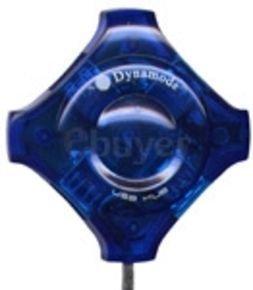 Dynamode 4 Port Hi-Speed USB2.0 HUB
