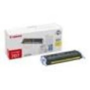 Canon 707 Yellow Laser Toner Cartridge 2000 Pages