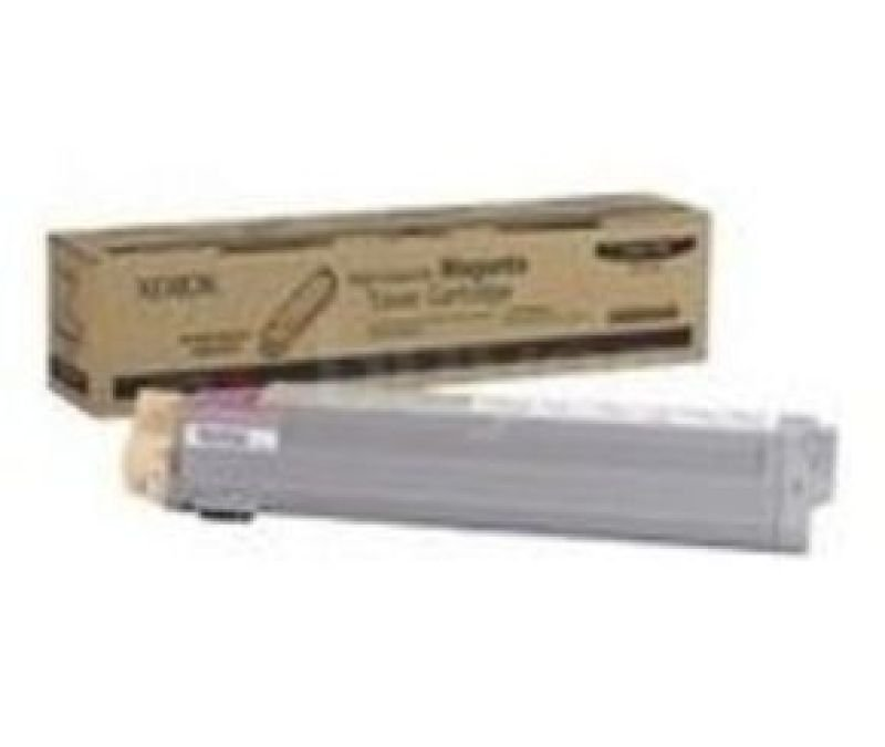 Xerox 106R01078 High Capacity Magenta Laser Toner Cartridge 18,000 Pages