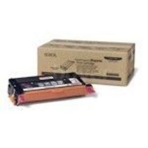 Xerox Magenta Toner Cartridge Phaser 6180