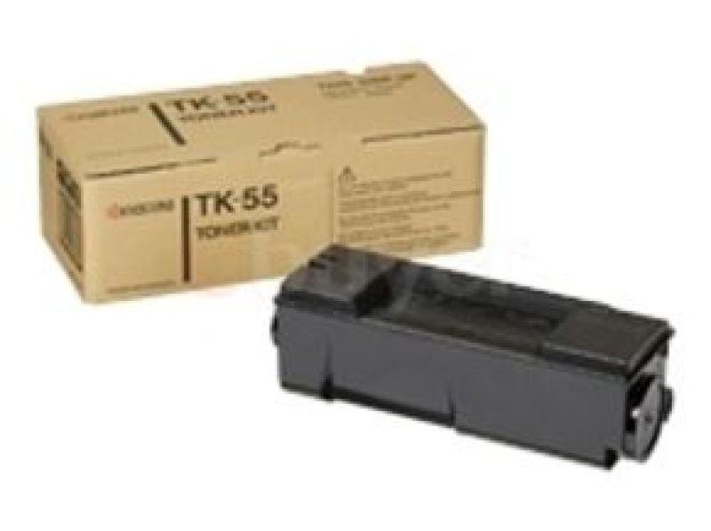 Kyocera TK-55 Black Laser Toner Cartridge 15,000 Pages