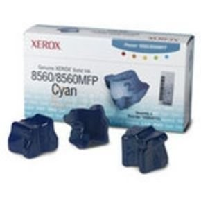 Xerox 108R00723 Cyan Solid Inks - Pack of 3