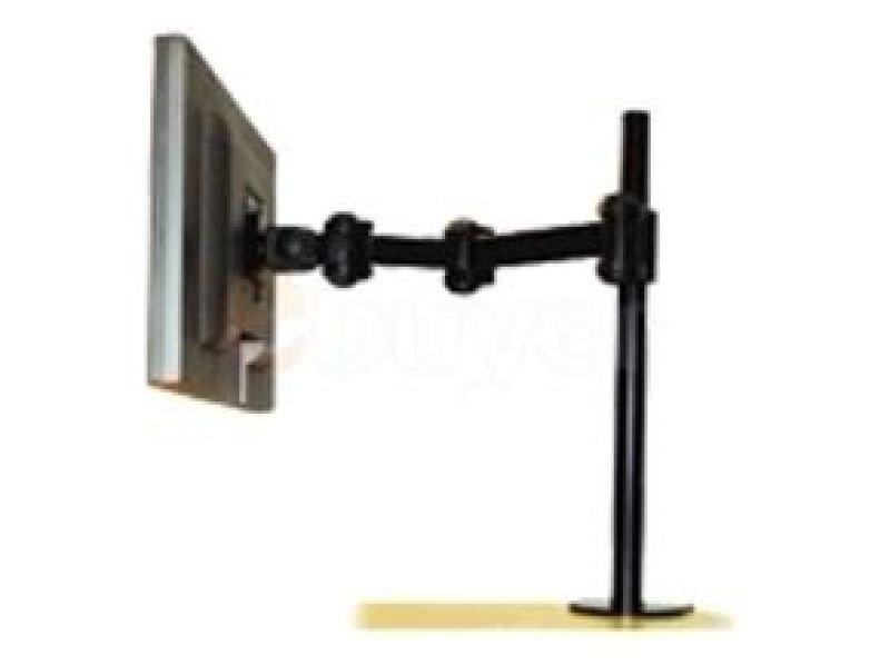 Newstar Lcd Monitor Arm Black - 5 Movements Length 434mm Ns