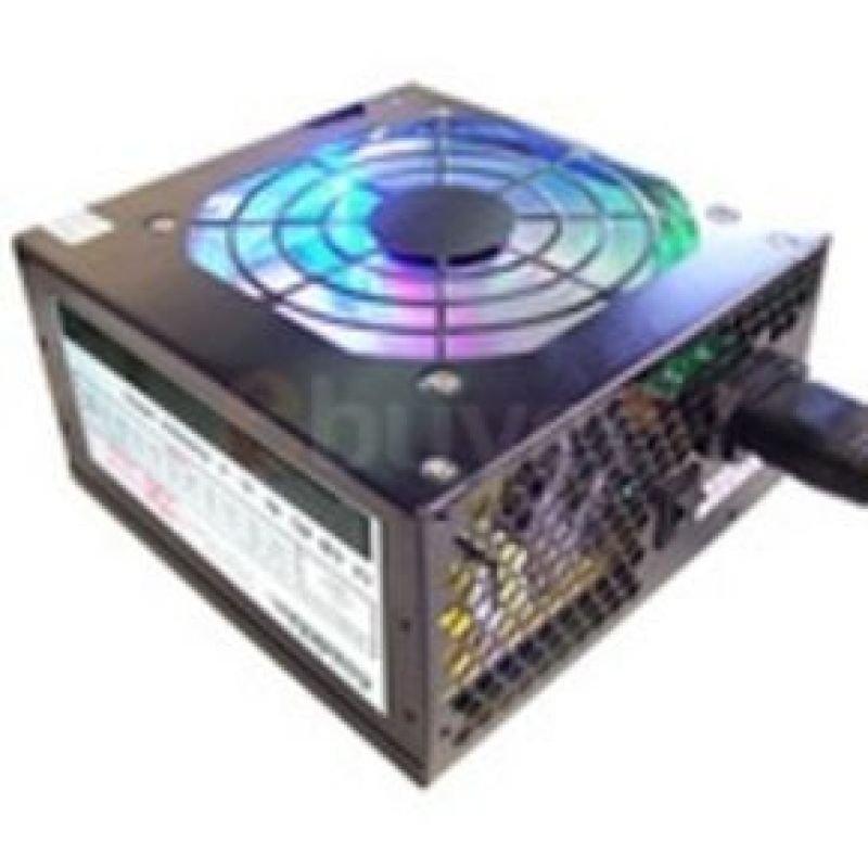 CIT 550W PSU - 12cm Fan 4x Molex 1x SATA