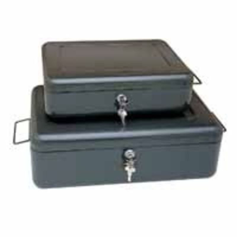 HELIX 16IN DOCUMENT BOX BLACK W78040