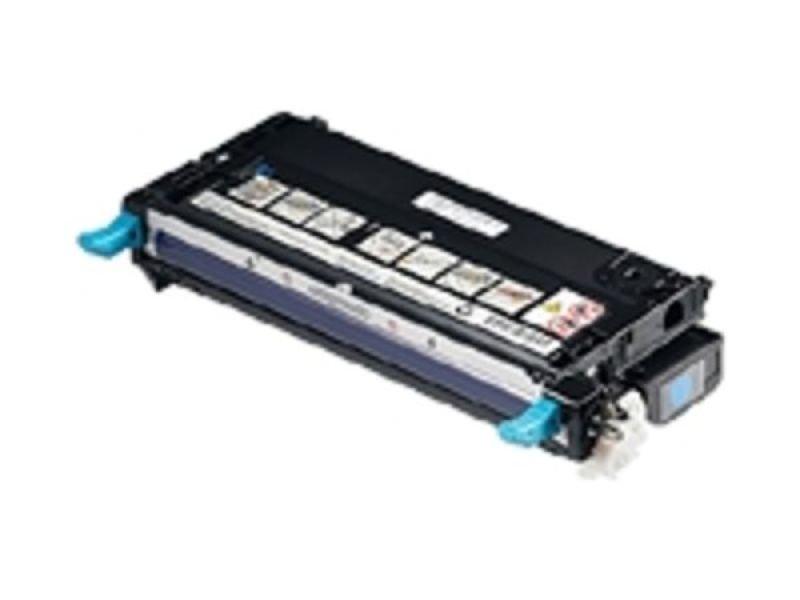 Dell 3130 High Yield Cyan Toner Cartridge