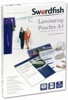 Swordfish 48017 A4 Laminating Pouches - 100 Pack