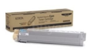 Xerox 106R01150 Cyan Laser Toner Cartridge 9000 Pages