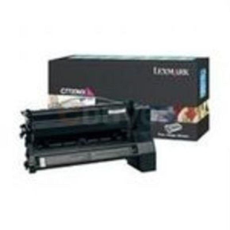 Lexmark C772 Magenta Toner Cartridge - Extra High Capacity