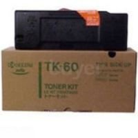 Kyocera TK-60 Black Laser Toner Cartridge 20,000 Pages