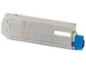 OKI - Toner cartridge - 1 x cyan - 2000 pages - C5600/5700