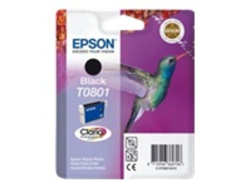 Epson T0801 Black Ink cartridge