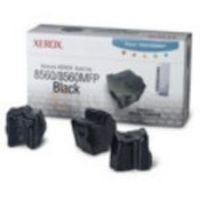 Xerox Solid Ink Black (3 Sticks) - F/ Phaser 8560 Mfp Ns