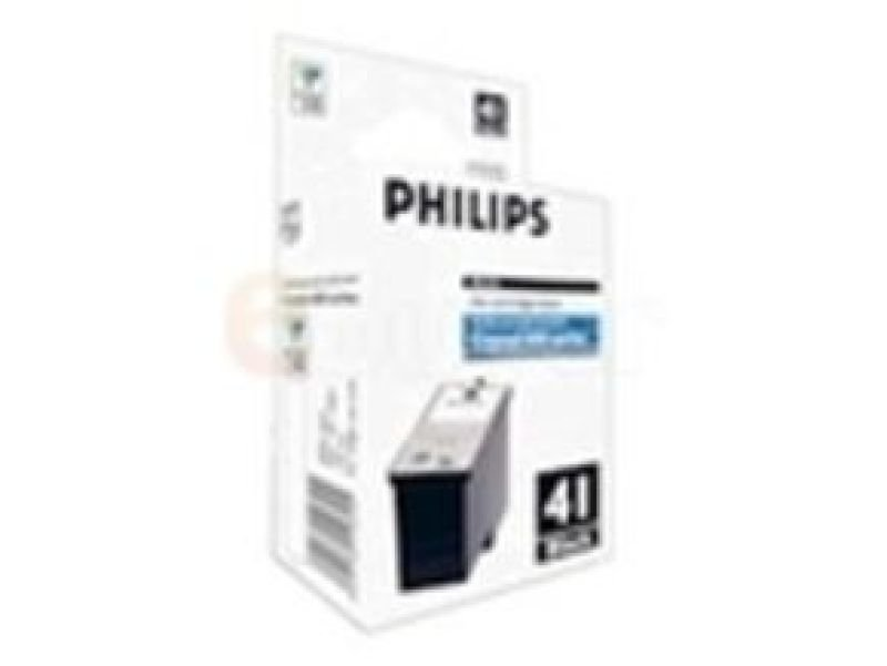 Philips Crystal Ink 41 - Print cartridge - 1 x black - 500 pages