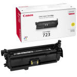 Canon 723Y Yellow Toner Cartridge