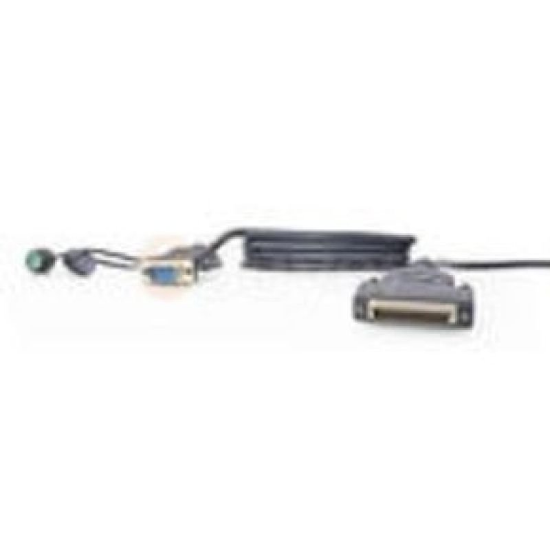 Belkin OmniView Dual-Port PS/2 KVM Cable 4.5m