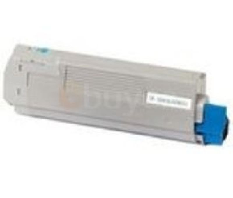 OKI - Toner cartridge - 1 x cyan - 5000 pages