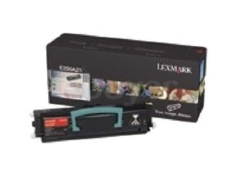 Lexmark 0E250A11E Return Program Black Toner Cartridge 3500 Pages