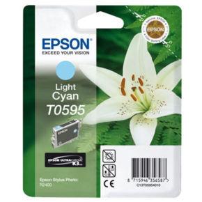 Epson T0595 Light Cyan Ink Cartridge