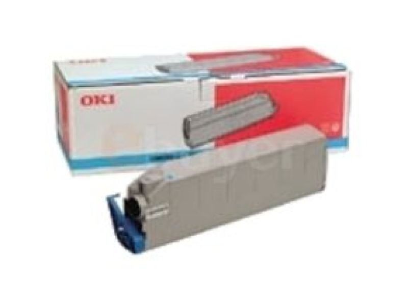 OKI Type C3 Cyan Toner Cartridge