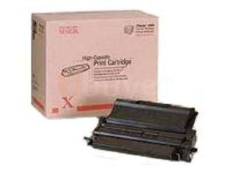 Xerox 113R00628 High Yield Black Laser Toner Cartridge 15,000 Pages