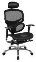 HH Solutions Ergonomics4Work Wave Full Mesh Chair - Black