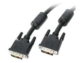 Startech Dvi-i Single Link Digital - /analog Flat Panel Cable M-m 6ft