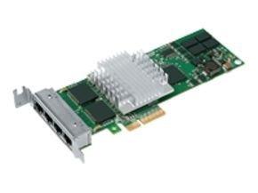 Intel PRO/1000 PT Quad Port PCIe Server Adapter Low Profile OEM Version