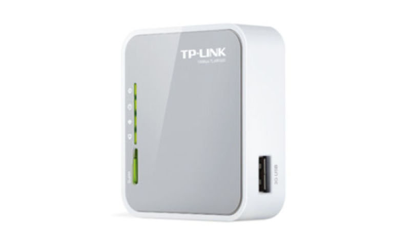 TP-Link 150mbps Portable 3G Wireless N Router