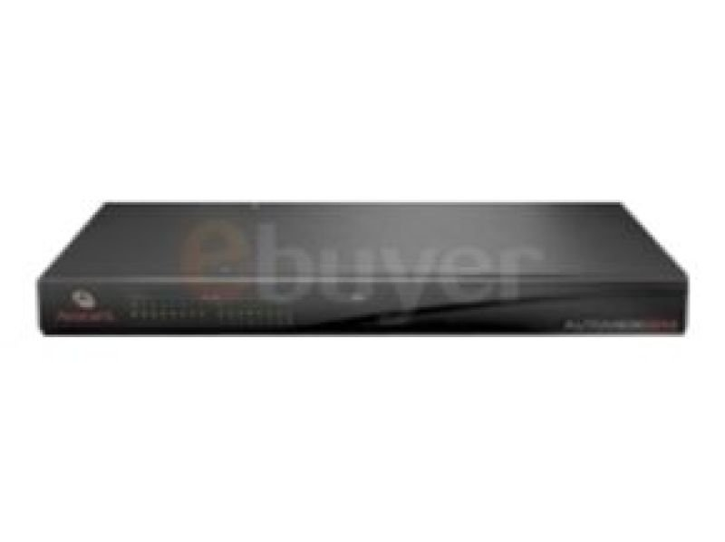 Avocent  2 User 16 Port Cat 5 Multiplatform Kvm Switch  With USB And Ps2 Local User Support