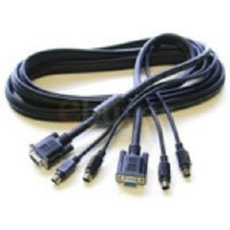 Startech PS/2 3 In 1 KVM Switch Cable 1.8m