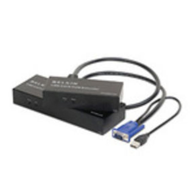 Belkin OmniView USB CAT5 KVM Extender Upto 150m - With cable