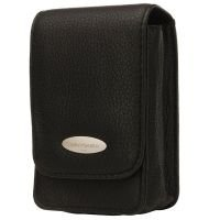 Samsonite Makemo 40H Black Leather Case