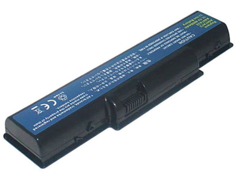 Image of Acer 3S2P Laptop Battery, Li-ion, 6 Cell, 5600mAh, For use with Most Professional Timeline Laptops